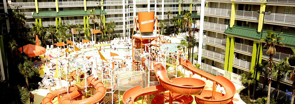 Nickelodeon Resort in Orlando, Florida