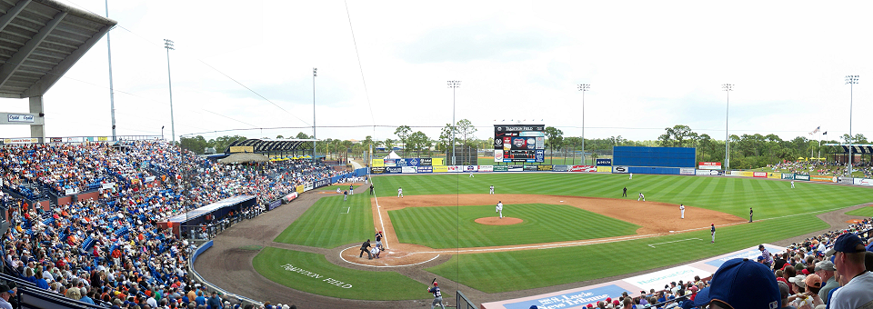 Spring Training in Florida | RoadGuides.com