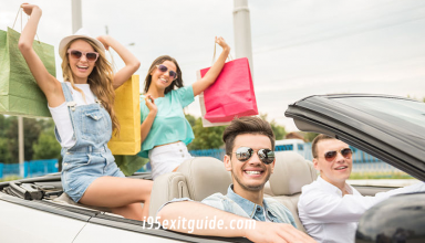 Outlet Mall Shopping Road Trip | RoadGuides.com
