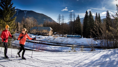 Cross Country Skiing | RoadGuides.com